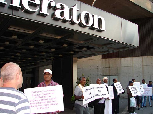 demonstration-toronto-sheraton