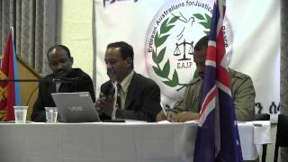 Saleh Gadi Johar In Australia – Lecture part 1 & 2
