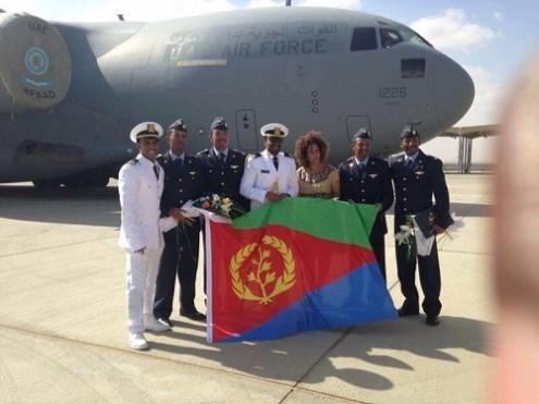 eritrean force uae