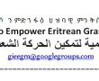 Global Initiative to Empower Eritrean Grassroots Movement