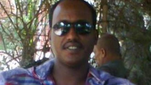 Samson Habtemariam, an Eritrean refugee living in Melbourne. (Source: SBS)