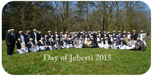 day of jeberti sweeden