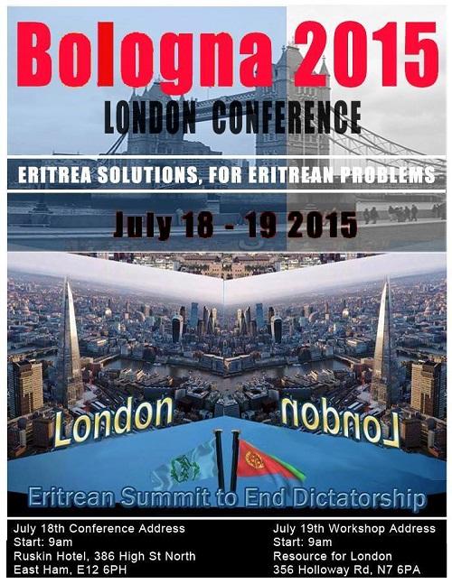 Bologna Summit 2015 - London