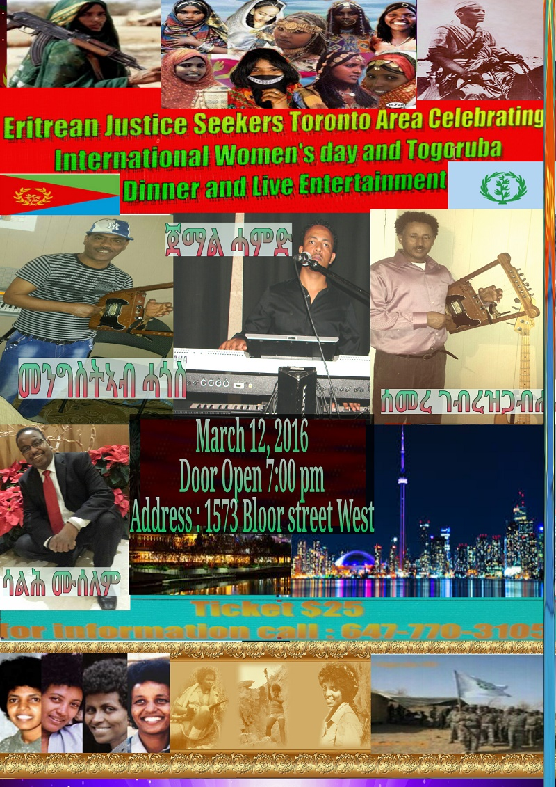 womensday togoroba toronto