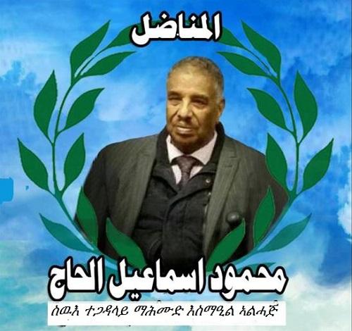 mahmud ismael - sweeded t