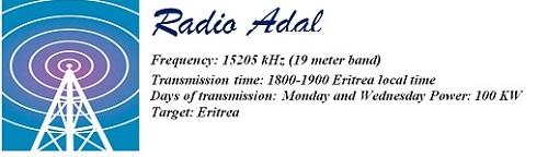 Radio Adal Arabic